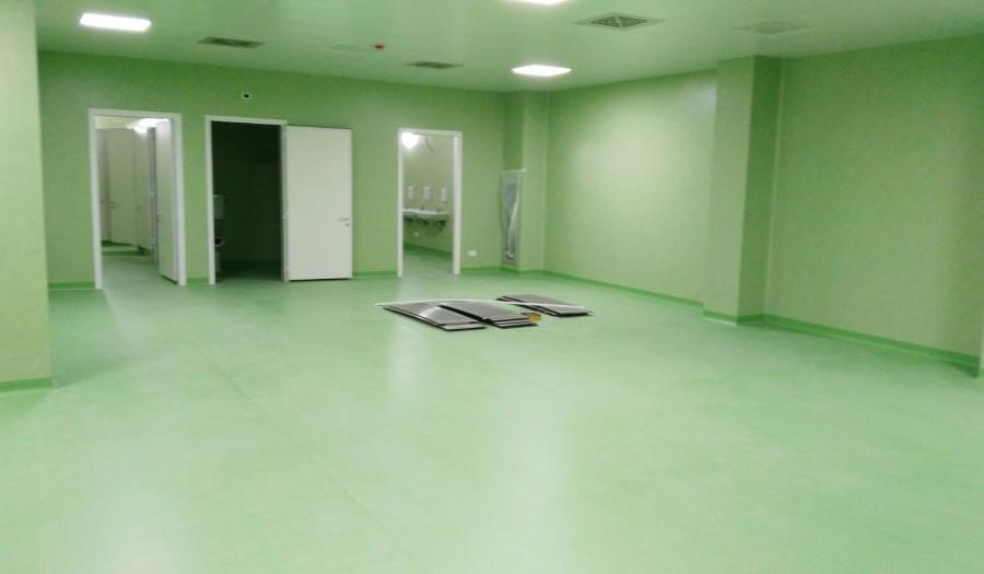 Nuova area sanitaria presso l'aeroporto Leonardo da Vinci di Fiumicino 1
