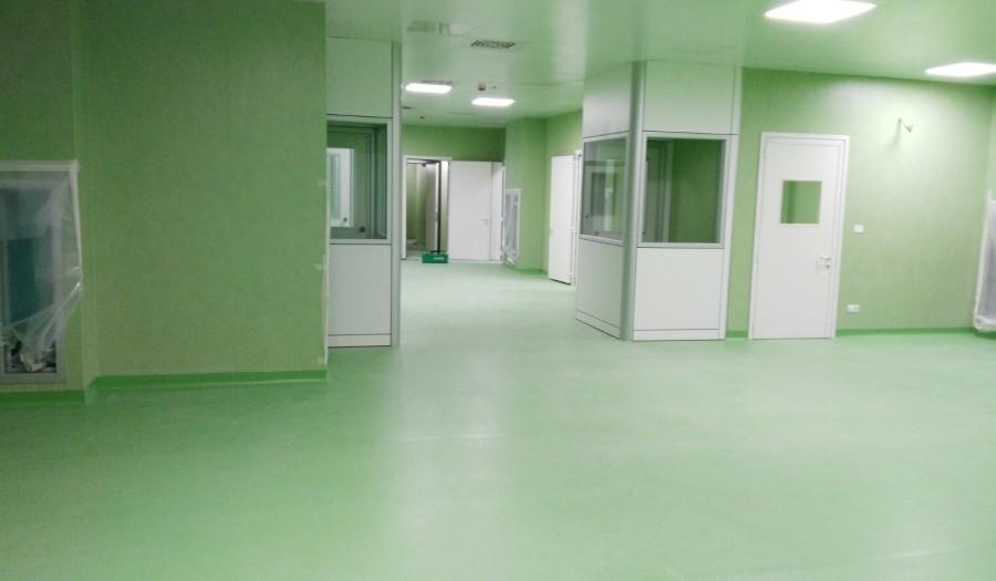 Nuova area sanitaria presso l'aeroporto Leonardo da Vinci di Fiumicino 2