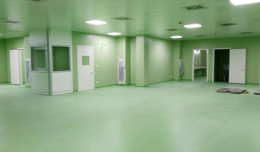 Nuova area sanitaria presso l'aeroporto Leonardo da Vinci di Fiumicino 3