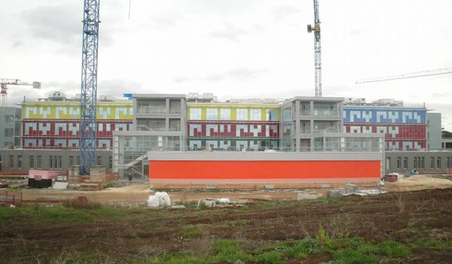 Ospedale dei Castelli fine lavori 2